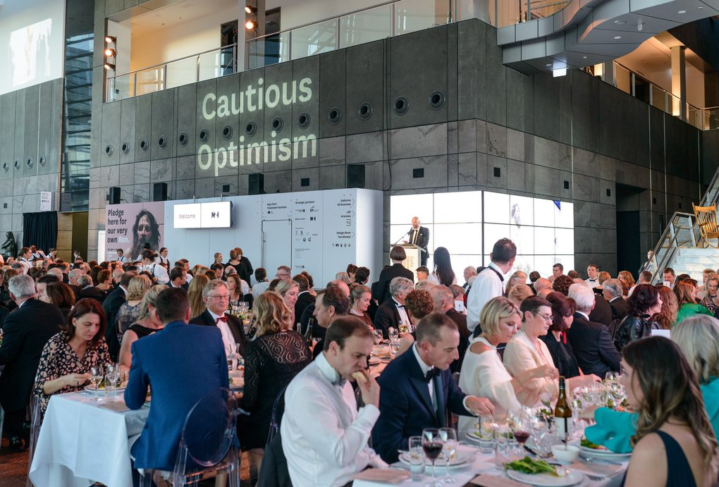 Christchurch Art Gallery Foundation Annual Gala Dinner